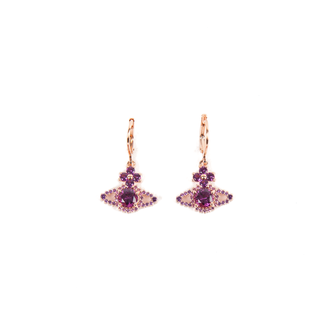 Vivienne Westwood Valentina Orb Drop Earrings