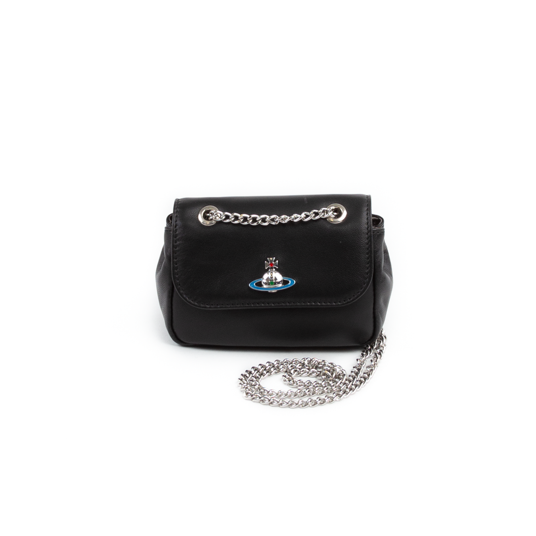 Vivienne Westwood Emma Small Purse with Chain