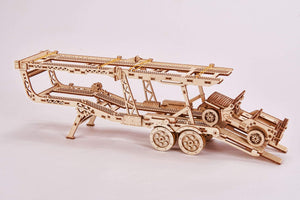 Mechanical Model - Car Trailer for Big Rig