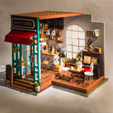 DIY Dollhouse - Simon's Coffee Shop