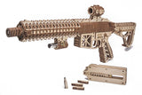 Mechanical Model - Assault Rifle AR-T