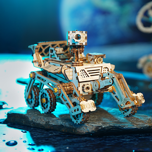 Mechanical Model - Harbinger Rover