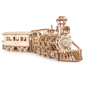 Mechanical Model - Locomotive R17