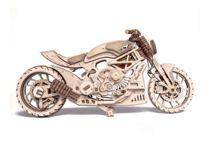 Mechanical Model - Motorcycle DMS