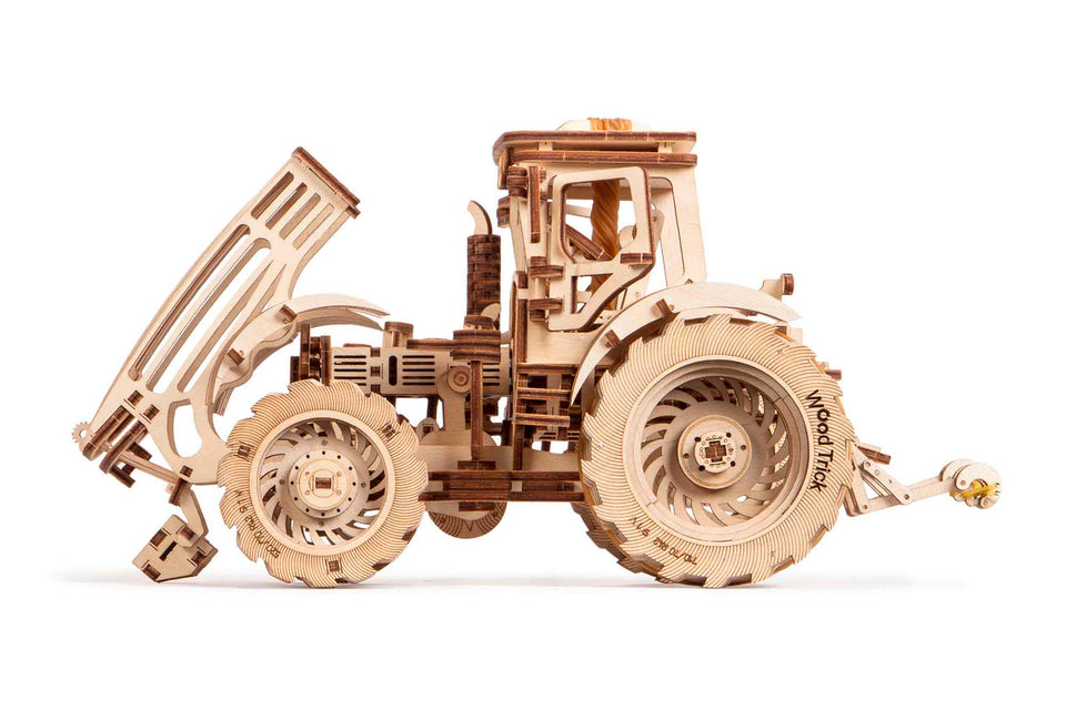 Mechanical Model - Tractor