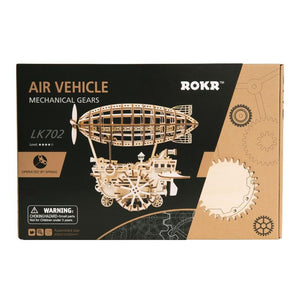 Mechanical model - Air Vehicle
