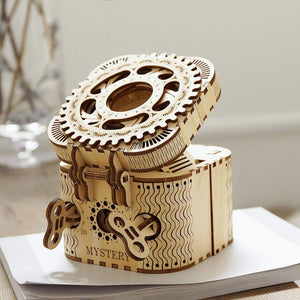 Mechanical Model - Treasure Box