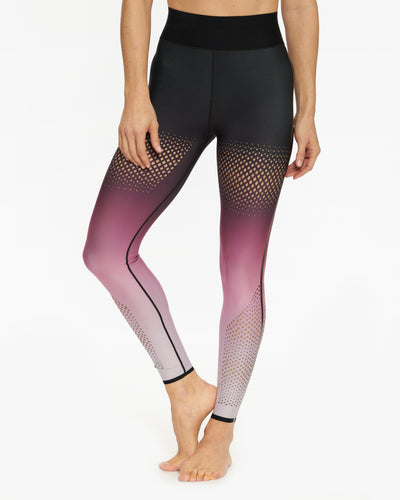 ULTRACOR DIAMOND MESH ULTRA HIGH LEGGING