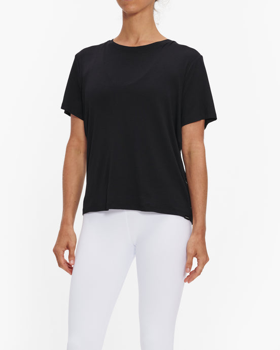 KORAL ARABELA BRISA SHORT SLEEVE T-SHIRT