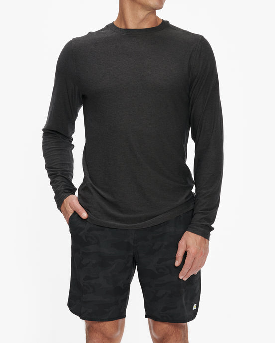 VUORI STRATO TECH LONG SLEEVE TEE