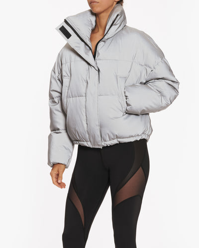 APPARIS NOVA REFLECTIVE PUFFER