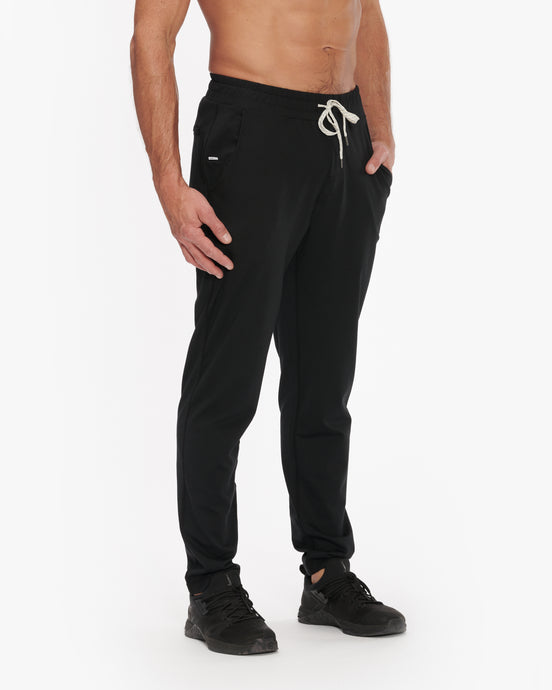 VUORI PONTO PERFORMANCE PANT BLACK