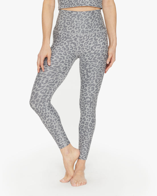 BEYOND YOGA SPACEDYE PRINTED CAUGHT IN THE MIDI HIGH WAISTED LEGGING