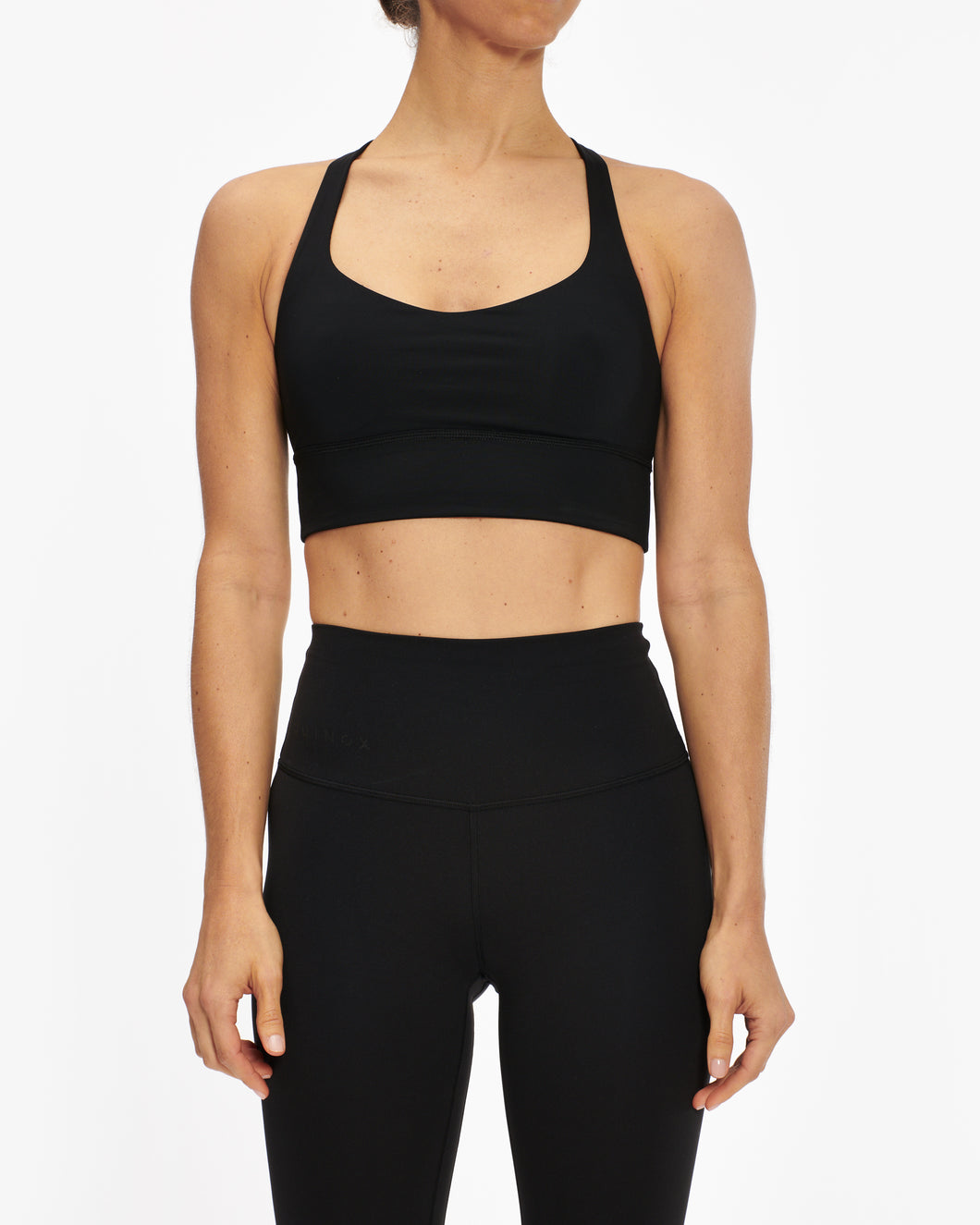 LULULEMON X EQUINOX FREE TO BE BRA WILD LONG LINE SPORTS BRA
