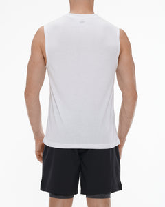 ALO YOGA THE TRIUMPH MUSCLE TANK