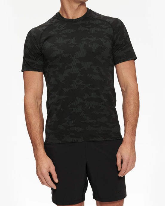 LULULEMON X EQUINOX METAL VENT TECH SS 2.0
