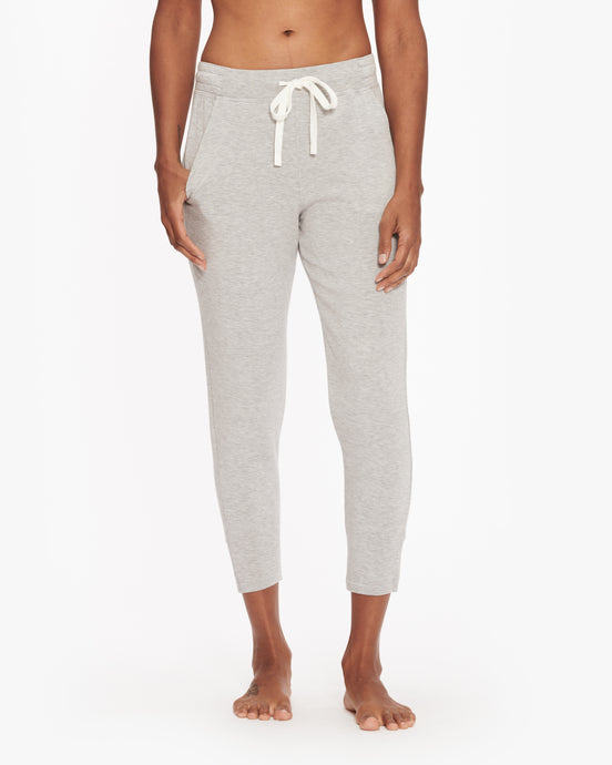 SPLITS59 REENA 7/8 FLEECE SWEATPANT