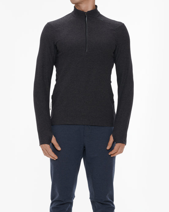 LULULEMON SURGE WARM HALF ZIP