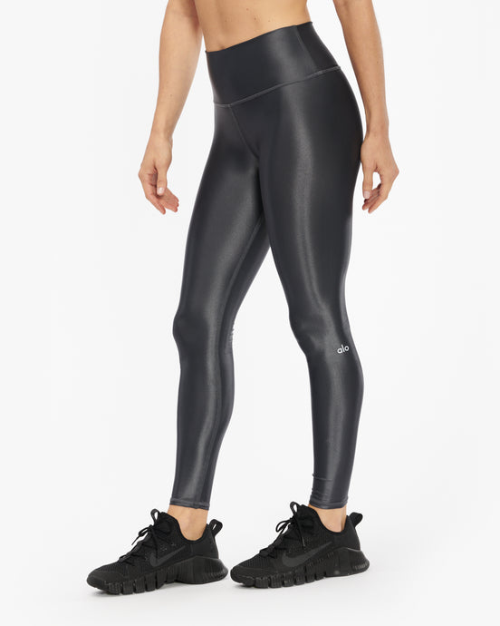ALO YOGA HIGH WAIST SHINE LEGGING