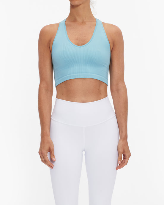 FREE PEOPLE FP MOVEMENT FREE THROW CROP TOP