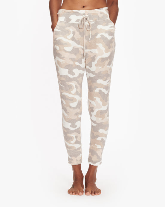 BOBEAU BRUSHED JOGGER