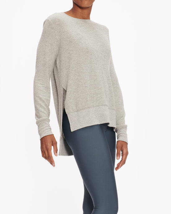 ALO YOGA GLIMPSE LONG SLEEVE