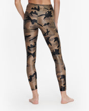 Load image into Gallery viewer, KORAL CAMO LUSTROUS HIGH RISE LEGGING
