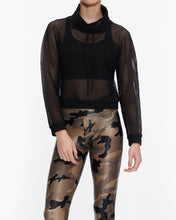 Load image into Gallery viewer, KORAL PUMP OPEN MESH PULLOVER