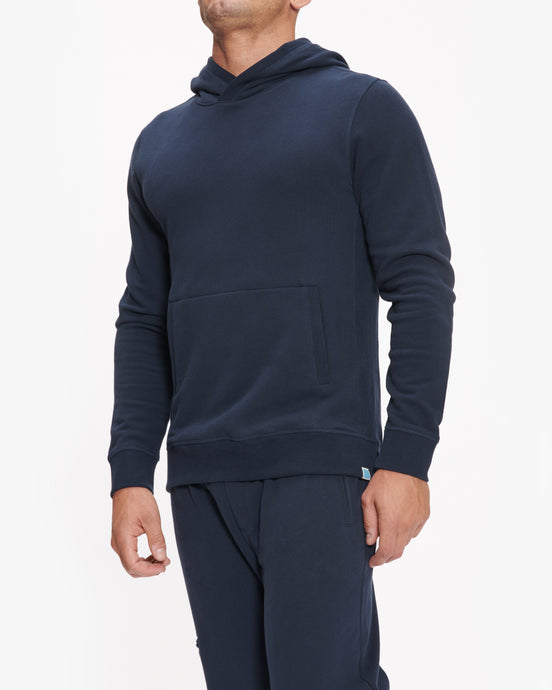 JASON SCOTT DUNSTON PULLOVER MIDNIGHT BLUE