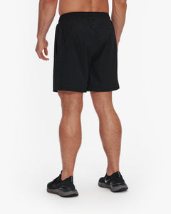 "RHONE VERSATILITY SHORT 7"" - UNLINED - BLACK"