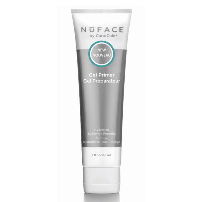 NUFACE HYDRATING LEAVE-ON GEL PRIMER 5 OZ