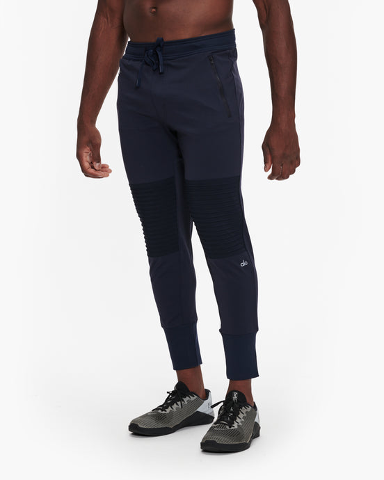 ALO YOGA TECHNICAL MOTO JOGGER
