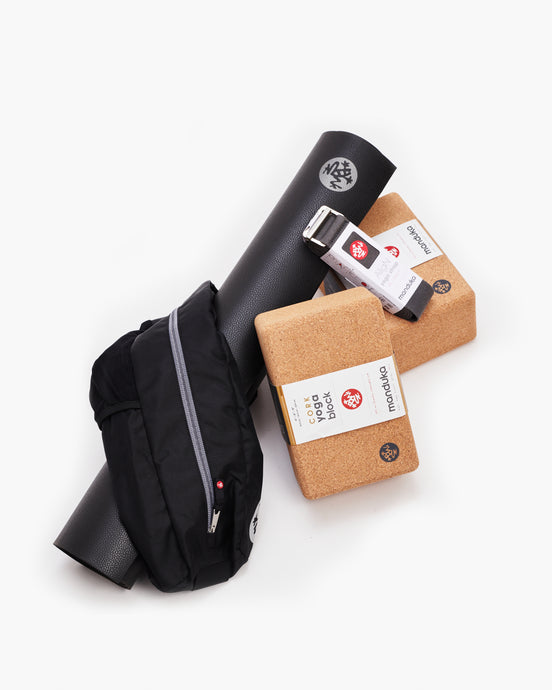 MANDUKA YOGA KIT