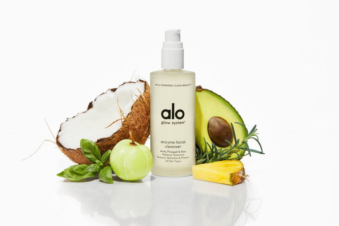 ALO GLOW ENZYME FACIAL CLEANSER