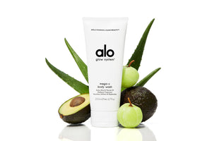 ALO GLOW MEGA-C BODY WASH