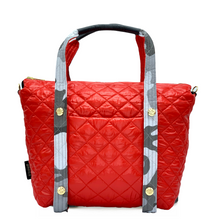 Load image into Gallery viewer, GOLDNO.8 THE REVERSIBLE CARRYALL TOTE BAG