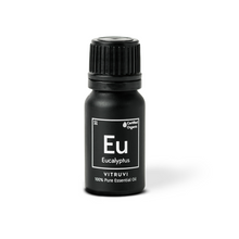 Load image into Gallery viewer, VITRUVI ORGANIC EUCALYPTUS ESSENTIAL OIL