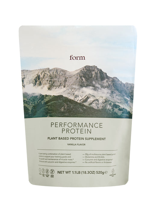 FORM NUTRITION PERFORMANCE PROTEIN - VANILLA