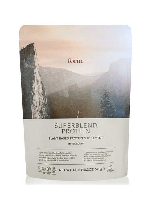 FORM NUTRITION SUPERBLEND PROTEIN - TOFFEE