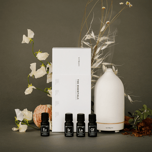 VITRUVI THE ESSENTIALS OILS KIT