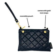 Load image into Gallery viewer, GOLDNO.8 THE REVERSIBLE CLUTCH BAG