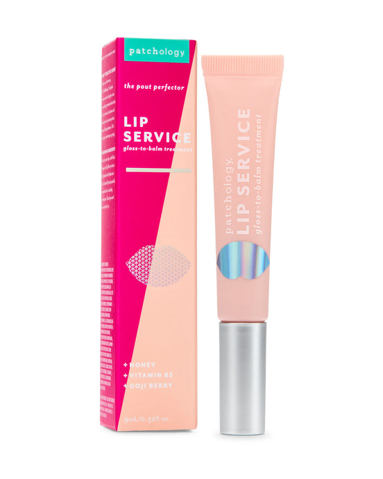 PATCHOLOGY LIP SERVICE GLOSS TO BALM TREATMENT