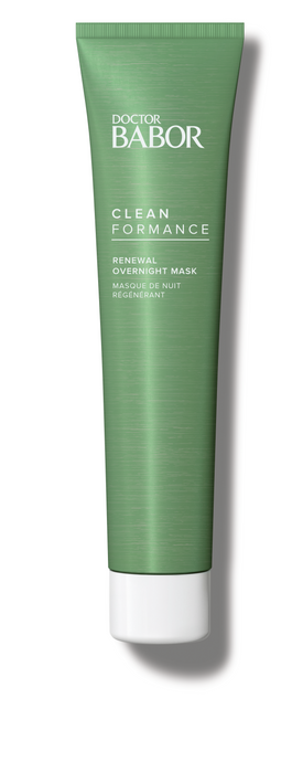 A rich cream mask that works while you sleep to support the skin's rejuvenation process and strengthen the skin barrier to plump, hydrate and relax skin.