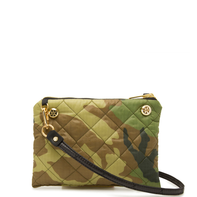 GOLDNO.8 THE REVERSIBLE CROSSBODY BAG
