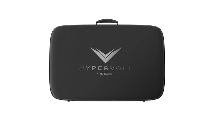 HYPERICE HYPERVOLT PERCUSSION MASSAGE DEVICE CASE