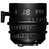 Sigma T1.5 FF High-Speed 7 Prime Lens Set with Case