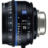 Zeiss CP.3 Compact Prime Lens (Meters)