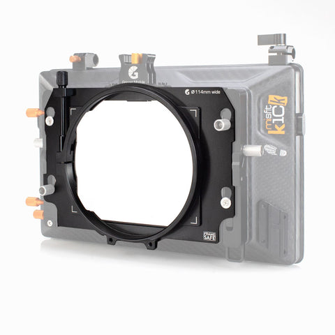Bright Tangerine Frame Safe Clamp Adapter for Misfit Kick Matte Box