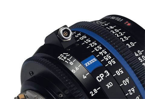 Zeiss CP.3 XD Compact Prime Lenses PL Mount with eXtended Data