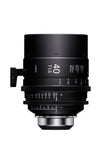 Sigma FF High Speed Prime Lenses